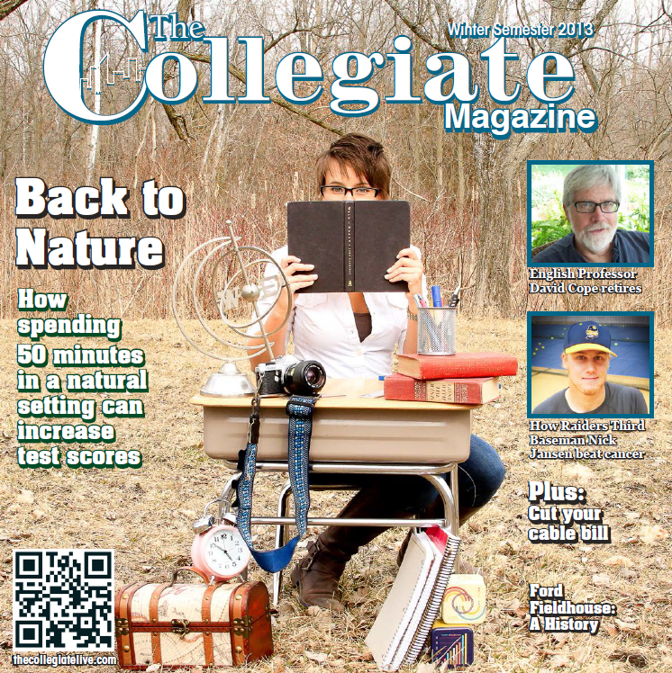 The Collegiate Magazine