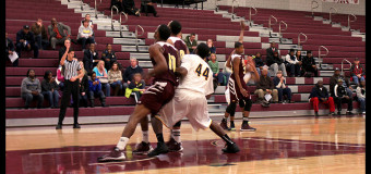 Last minute change of venue doesn't stop Raiders men's basketball winning streak