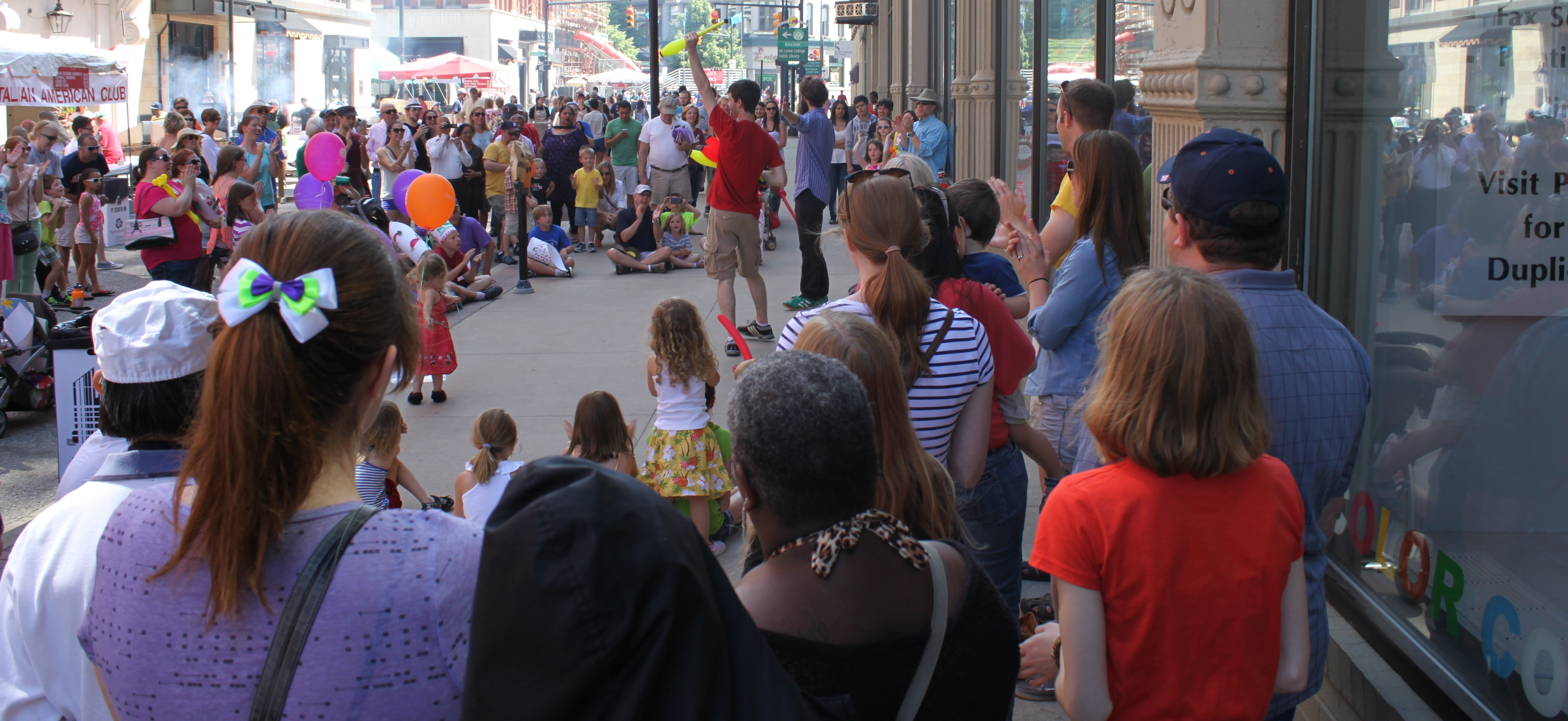 45th Annual Festival of the Arts takes over downtown Grand Rapids