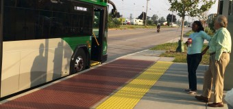 Silver Line debuts in Grand Rapids offering an alternate route for commuters