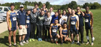 GRCC Cross Country: Women's team finishes 24th, Men 21st at Calvin Knight Invitational