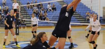 GRCC volleyball team beats Kalamazoo Valley Community College