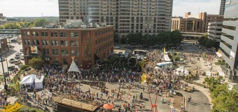 Sixth Annual ArtPrize takes over Grand Rapids for a busy opening weekend