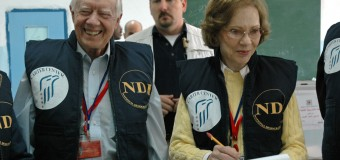 Jimmy Carter and wife Rosalynn to kick off 20th season of Diveristy Lecture Series at GRCC