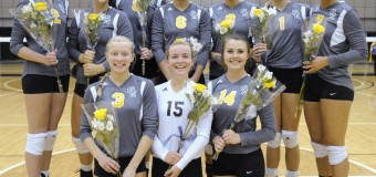 GRCC volleyball team sweeps Ancilla College