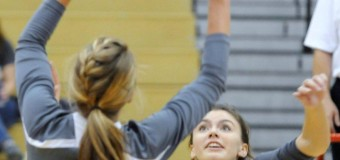 GRCC volleyball team sweeps Kalamazoo Valley Community College