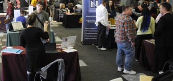 College representatives assist GRCC students at 2014 Transfer Fair