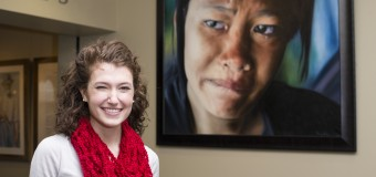 "GRCC piano student wins ArtPrize for two-dimensional oil painting ""Outcry"""