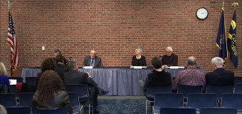 GRCC Board of Trustees candidates forum held, concerns raised about candidate's book and worldview