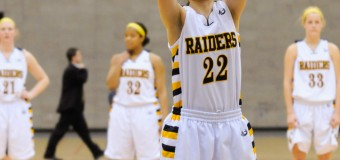 GRCC 88, Ancilla College 66: Raiders start second semester on winning note