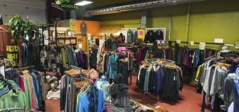 Local GR shop, Clothing Matters, sells economically sustainable clothing
