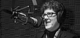 GRCC Provost Laurie Chesley tries podcasting to connect with  faculty and students