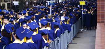 GRCC wraps up 100-year celebration with graduation festivities at Van Andel Arena