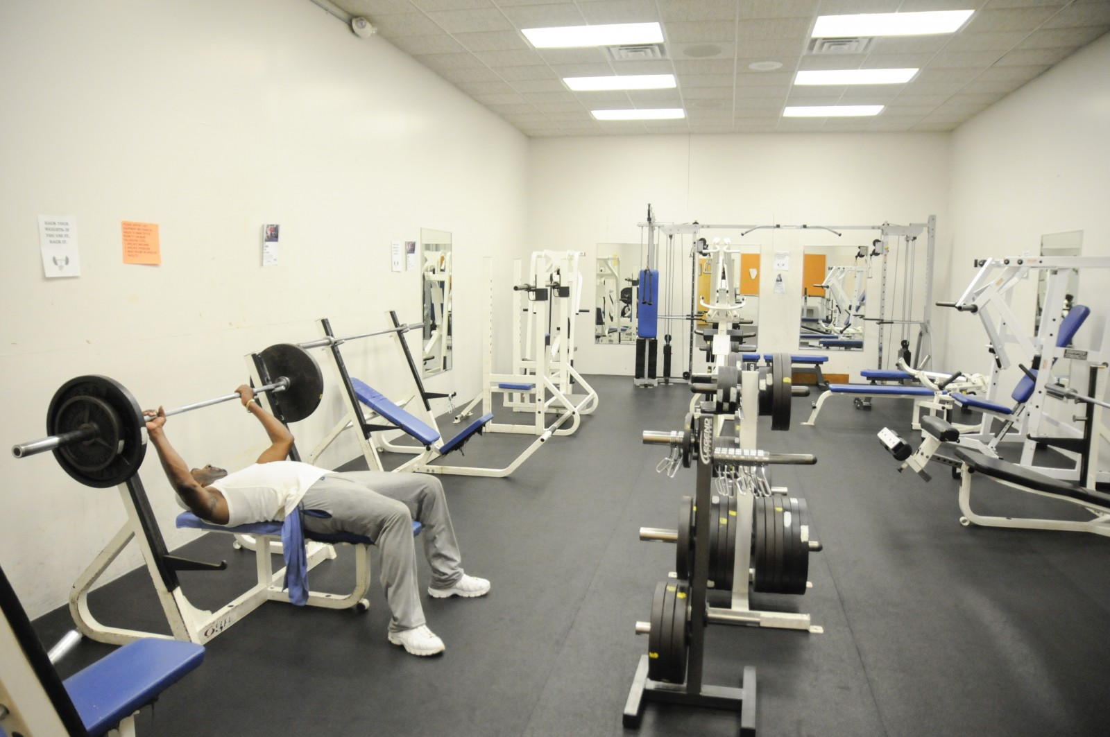 Save money on fitness at the ford fieldhouse