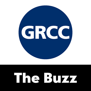 GRCC The Buzz logo