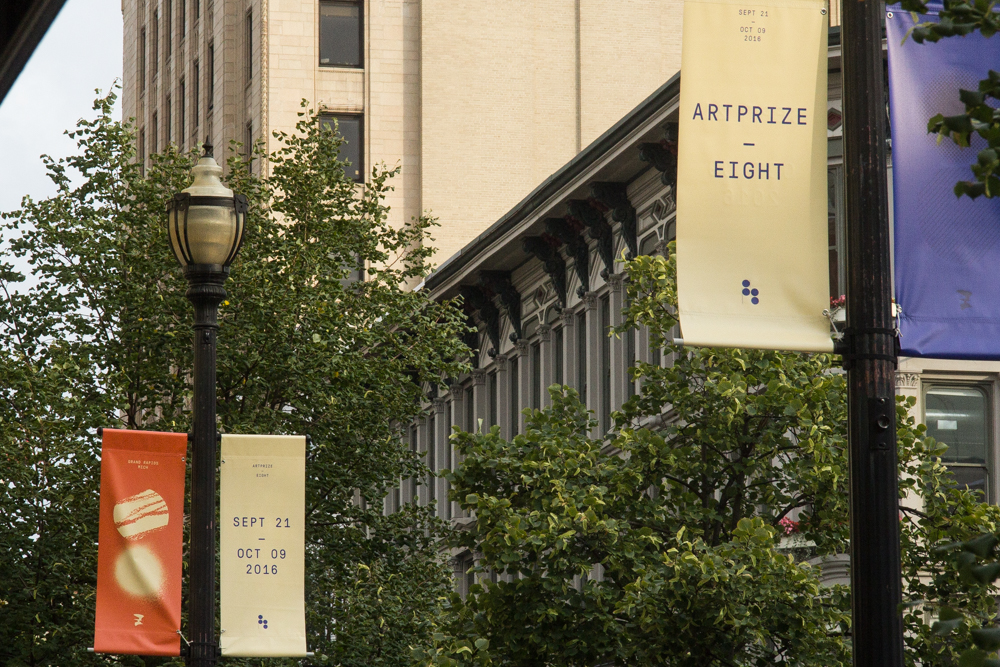 ArtPrize begins Wednesday Sept. 21 and goes through Oct. 9.