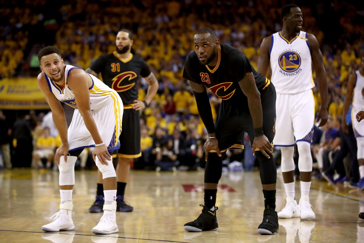 Cleveland Cavaliers Vs Golden State Warriors 2017 Nba | Autos Post