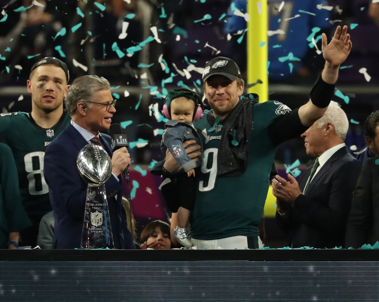 Security Tight in Philadelphia as Victory Parade Celebrates Super Bowl Champion Eagles