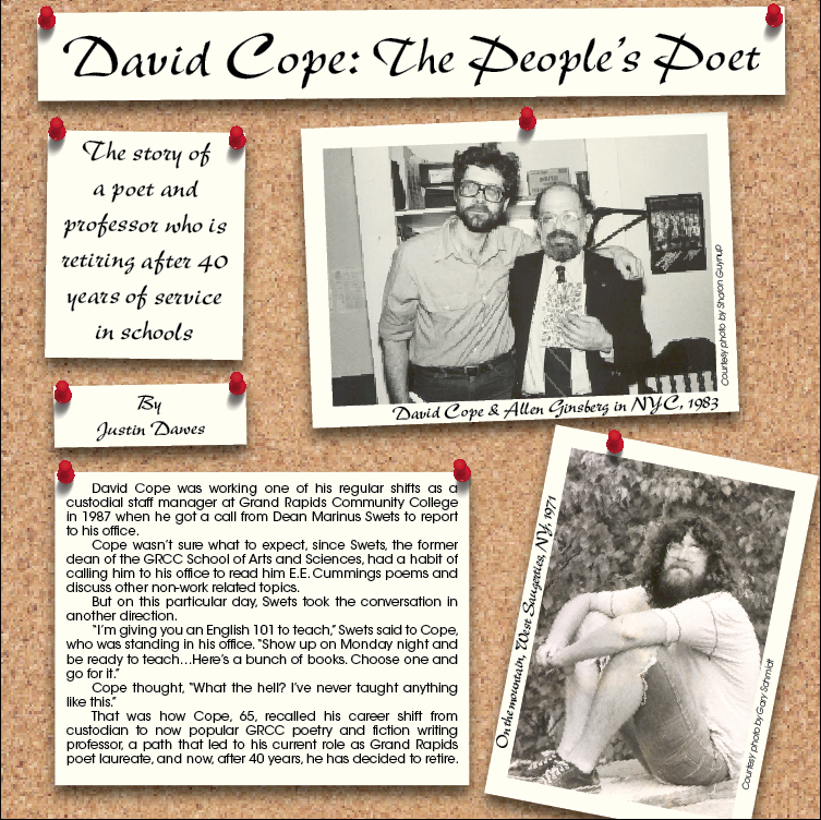 David Cope: The People's Poet