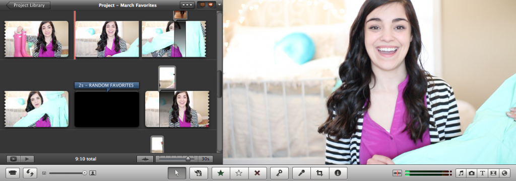 Kims editing screenshot