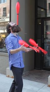 juggler resz