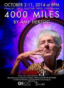 4000 Miles Advertisement