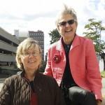 Kathy Sainz & Nancy Dodge