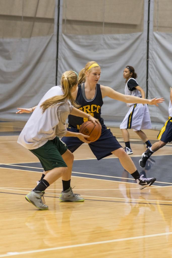 GRCC women's basketball team preparing for 2014-15 season ...