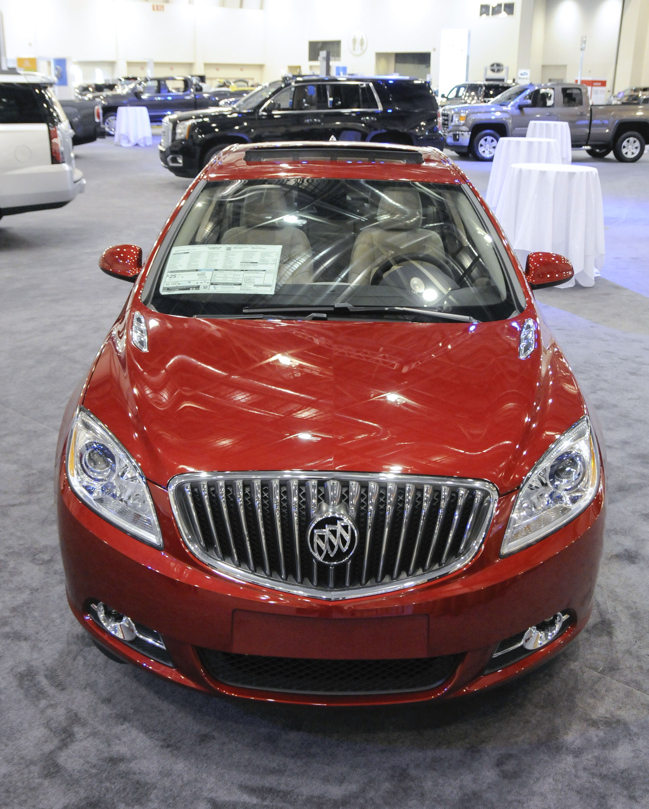 Michigan International Auto Show Open For Final Day
