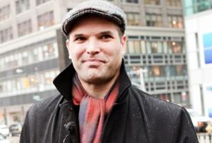 Matt Taibbi.  Courtesy of Rolling Stone