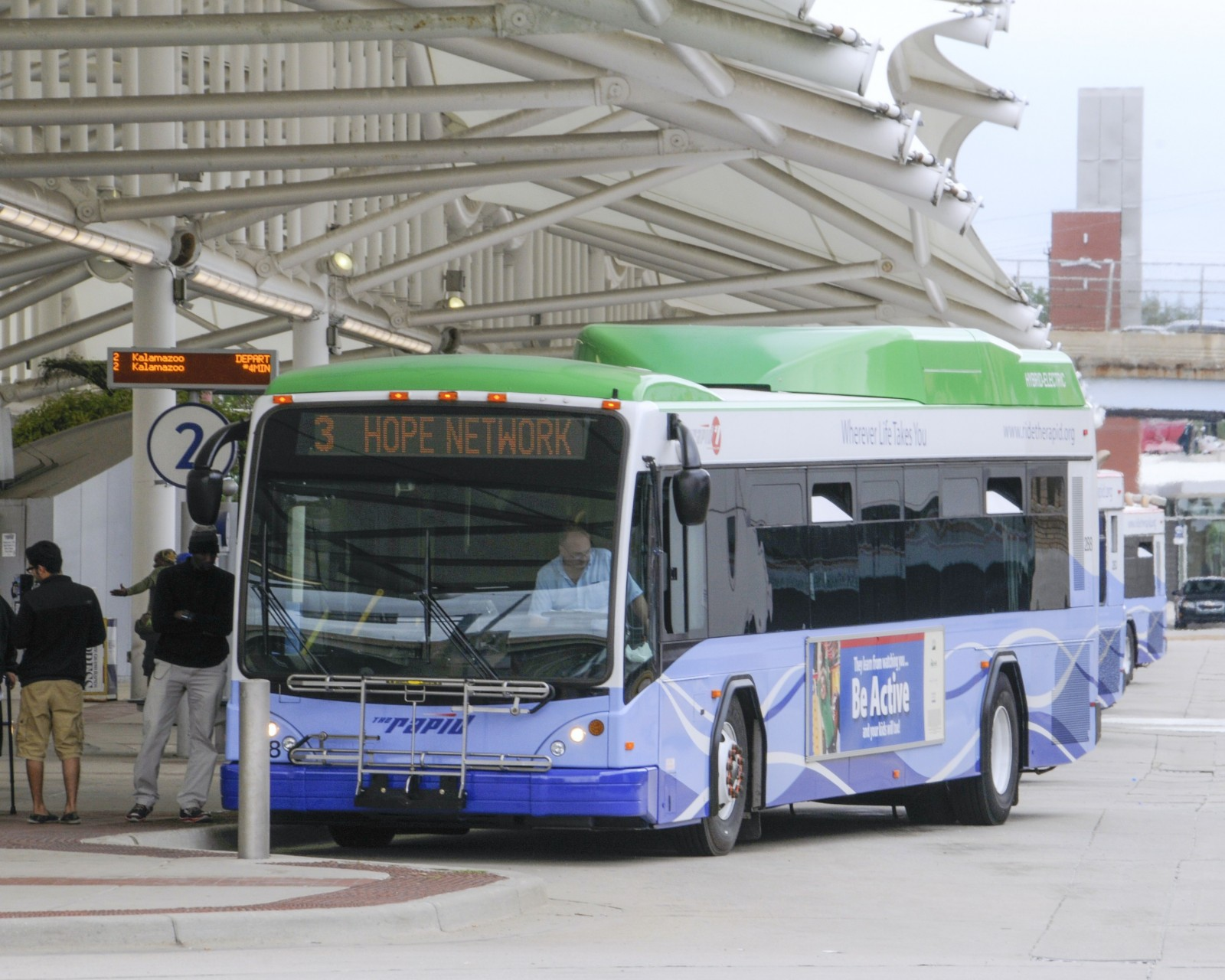 Riders of the Rapid will soon be paying more for a ride. Board members voted at their meeting on August 26, 2015 to increase  fares.