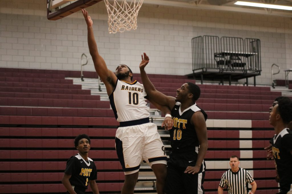 GRCC men's basketball team drops rematch with Mott