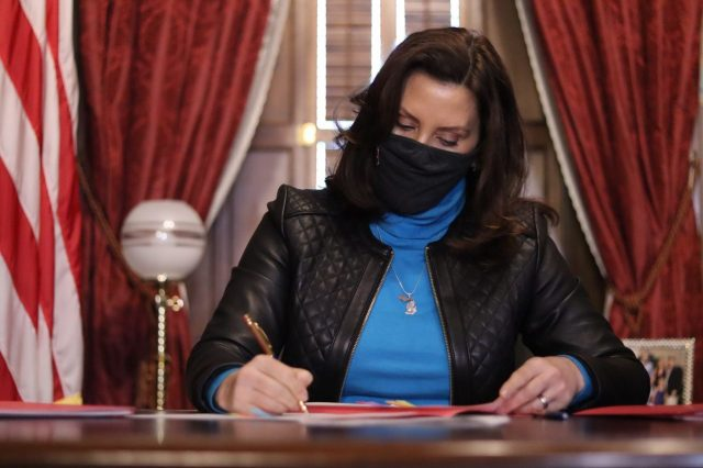Governor Whitmer signs bill